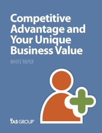 Free Whitepaper: Competitive Advantage and Your Unique Business Value