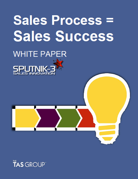 Sales Process=Sales Success