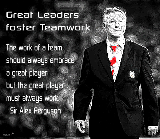 sir alex ferguson leadership essay An in-depth study of sir alex ferguson and his management techniques has revealed the manchester united manager at his most candid put together with ferguson's help by harvard business school in america, the study is entitled 'sir alex ferguson: managing manchester united' and provides a.