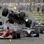 Michael Schumaker - Great Leaders have Composure