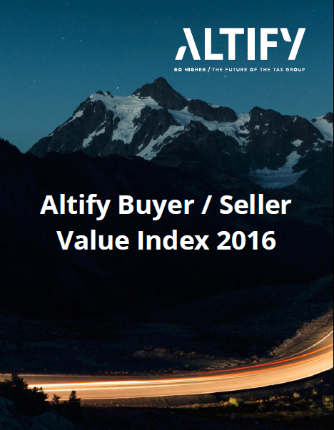 Buyer/Seller Value Index